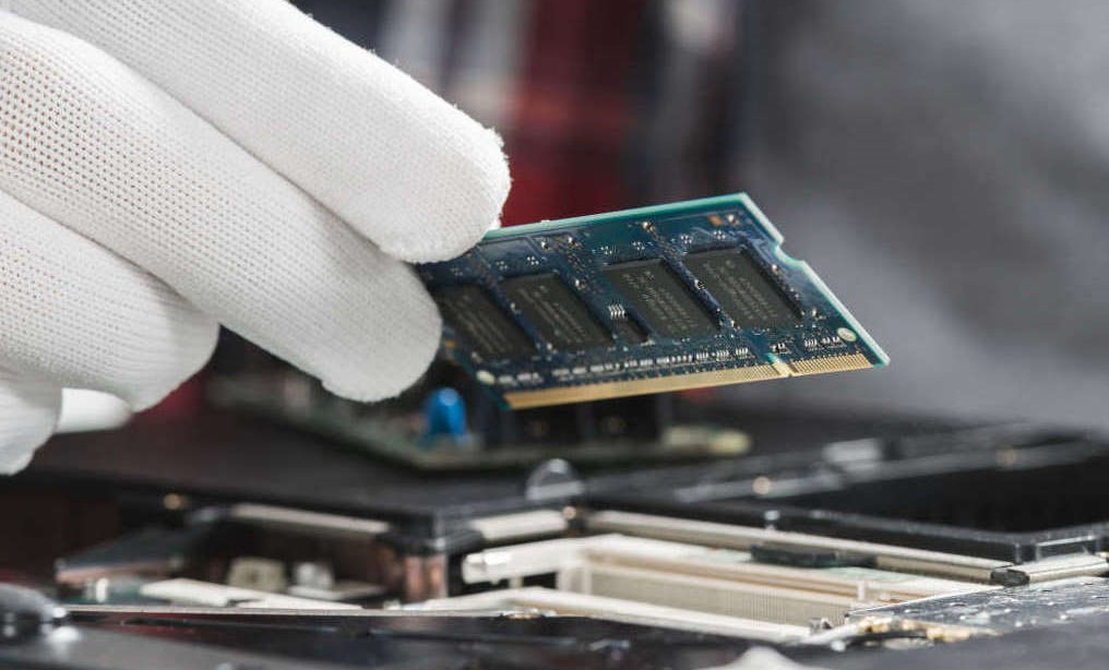 RAM, Ekran Kartı ve İşlemci Değişimi
