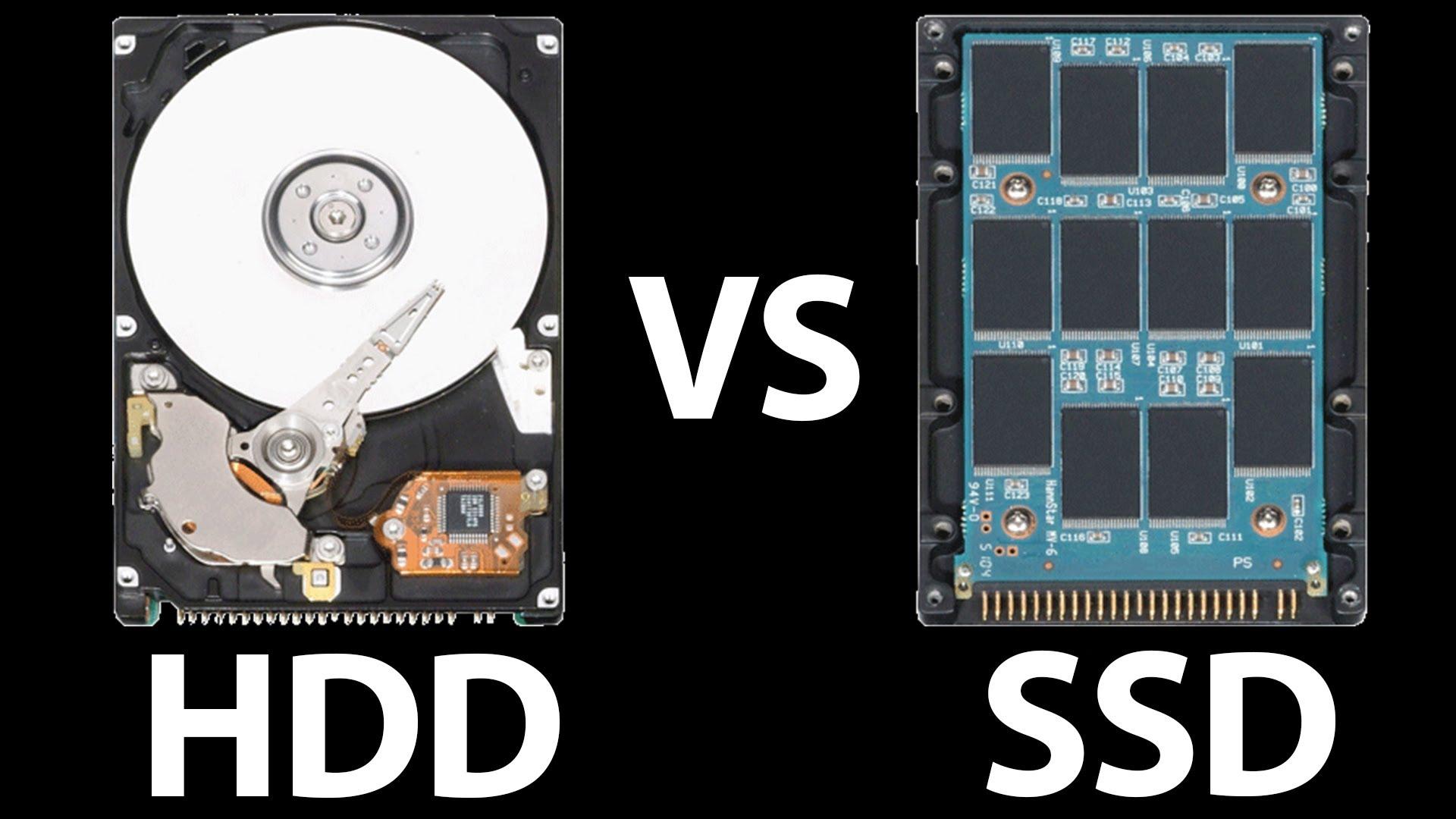 SSD Disk Nedir - Nasıl Çalışır - Sabit Disk ile Karşılaştırma