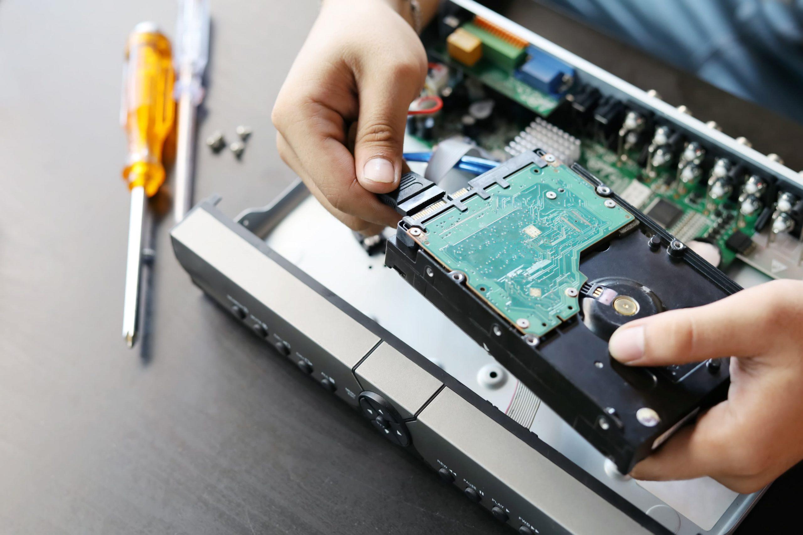 Yeni SSD Nasıl Takılır