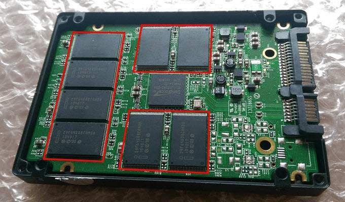 SSD ile eMMC Arasındaki Farklar