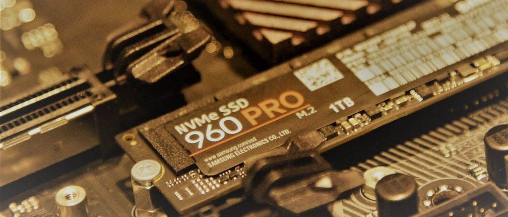 NVMe M.2 SSD ile M.2 SSD Farkı Nedir