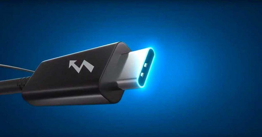 Thunderbolt Nedir - Thunderbolt 3 ve 4 Arasındaki Farklar