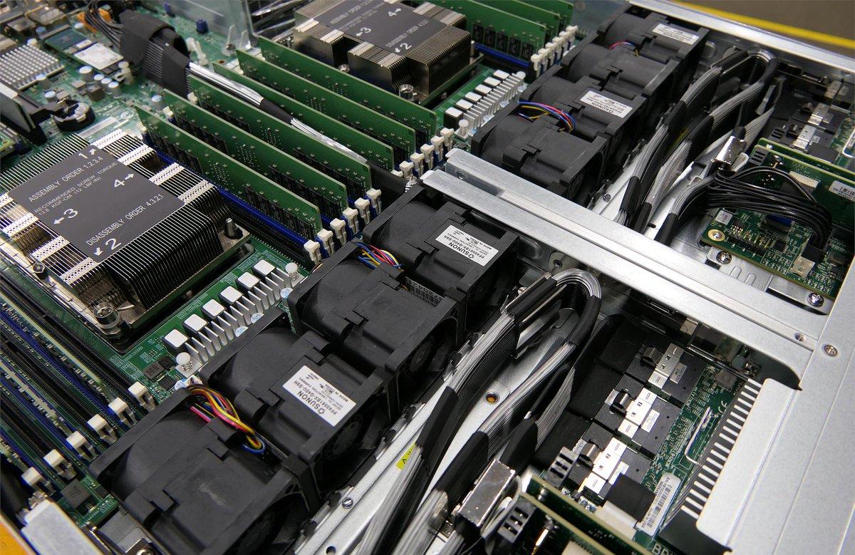 NVMe Veri Saklama Sistemi Nedir