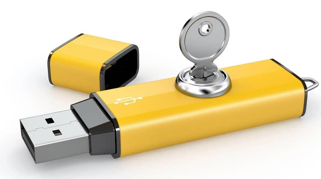 USB Bellek Şifrelemesi Nasıl Yapılır