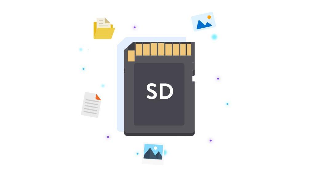 SD Hafıza Kartındaki Silinen Dosyalar Nasıl Geri Yüklenir